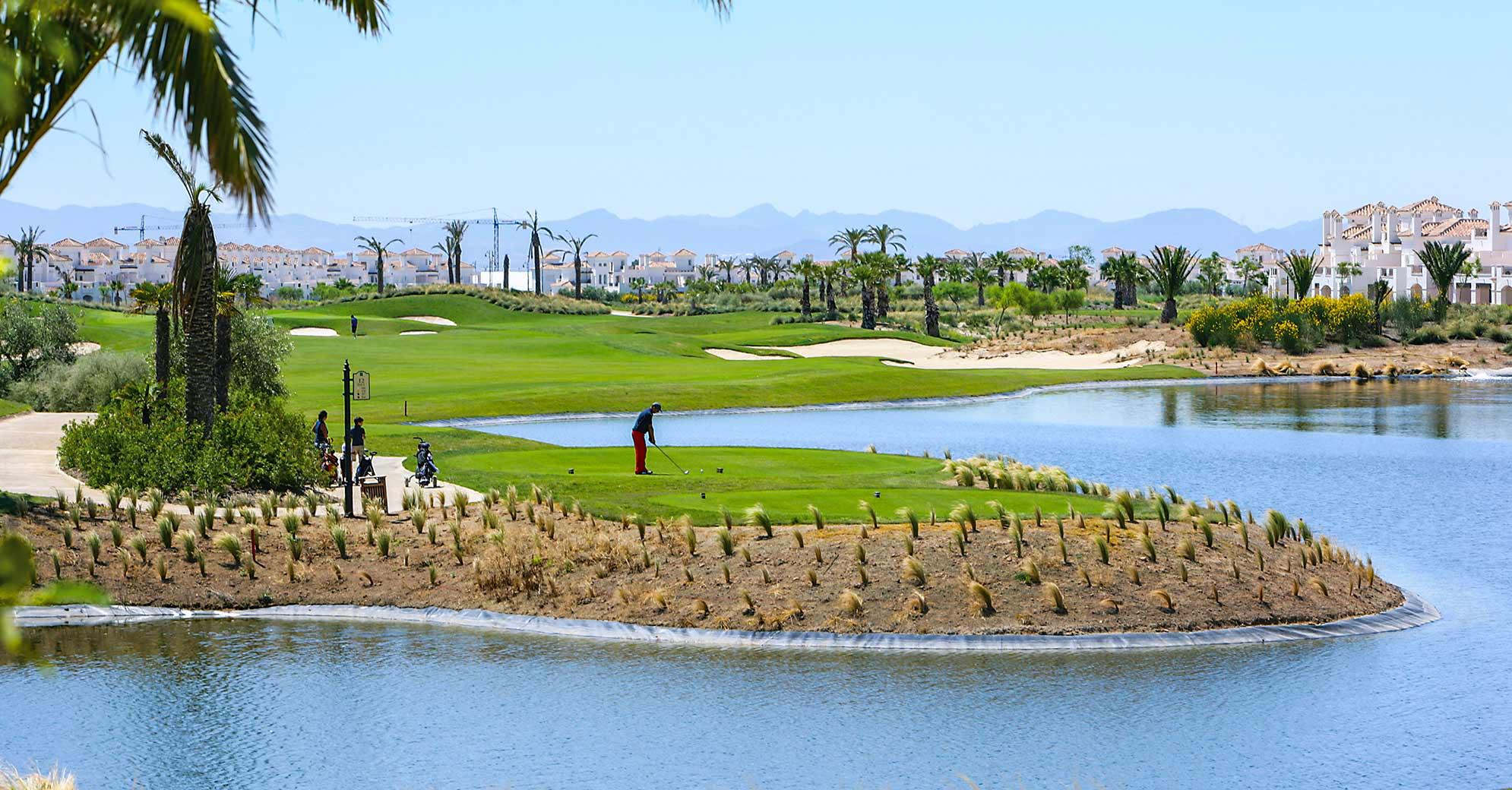 La Torre Golf Resort Located On The Costa Calida Murcia