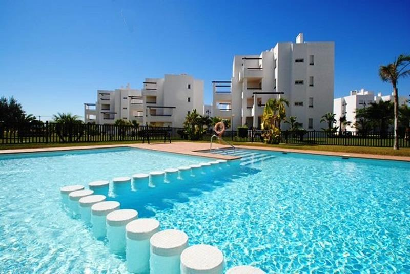 Resale apartment at saurines de la torre golf resort