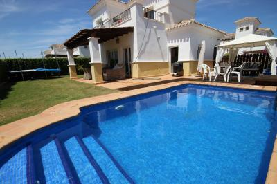 Resale villa with pool at la torre golf resort